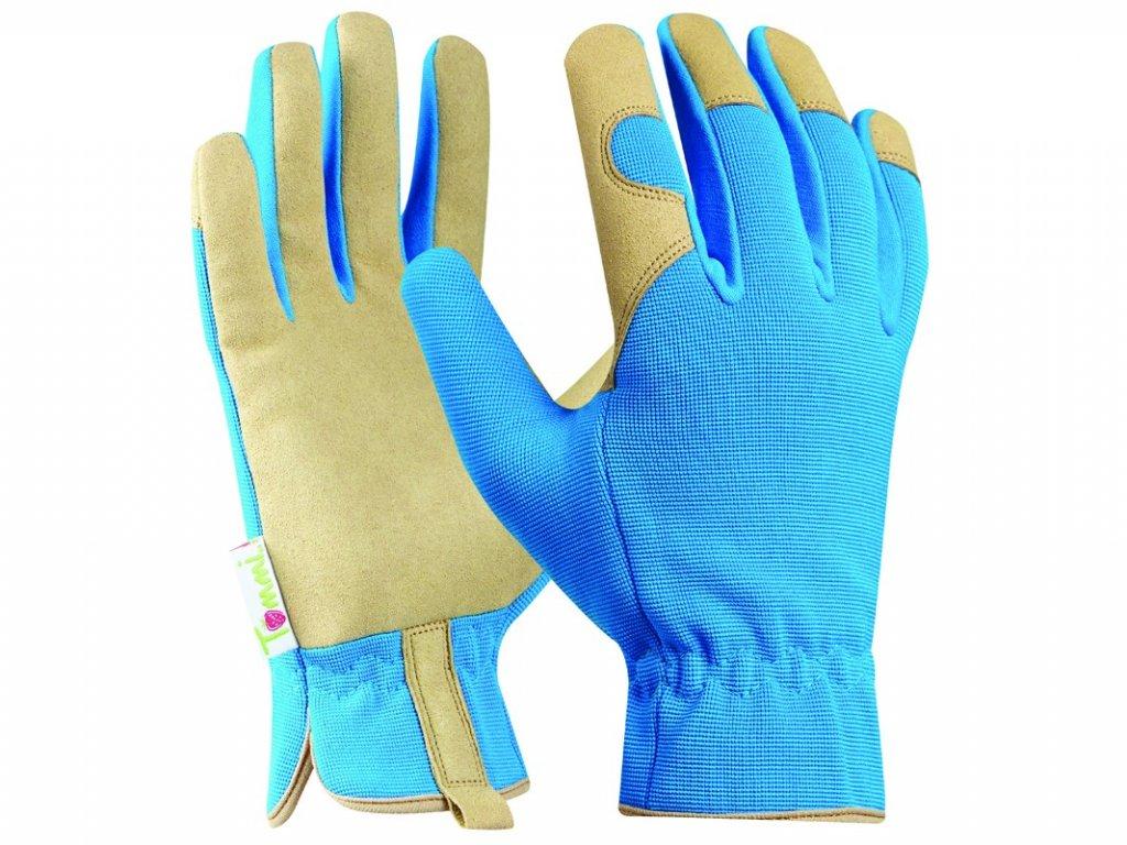 Záhradné rukavice GEBOL Tommi Walnuss veľ. L