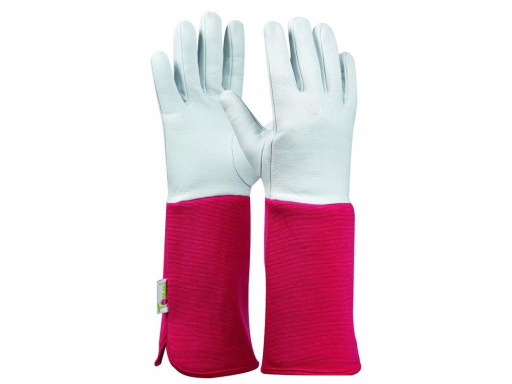 Záhradné rukavice GEBOL Tommi Rose veľ. M