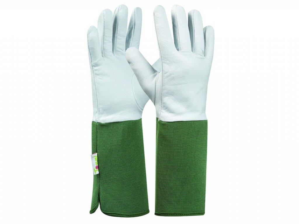 Záhradné rukavice GEBOL Tommi Rose veľ. XL