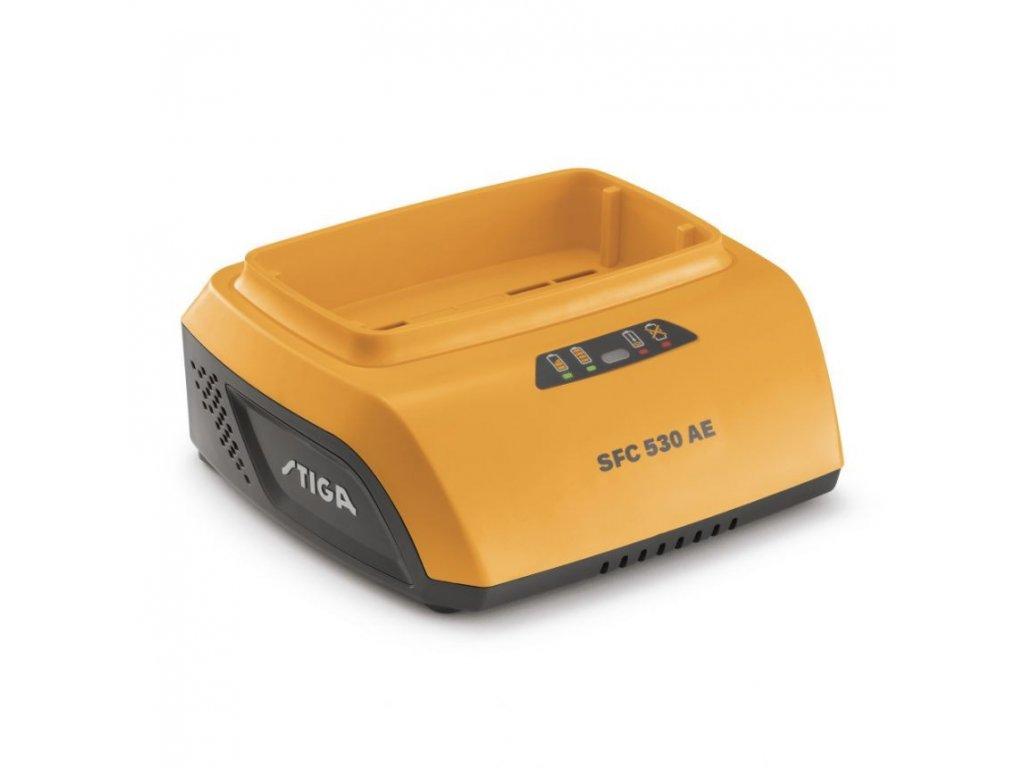 Rýchlo nabíjačka STIGA SFC 530 AE