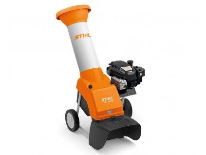 Benzínový záhradný drvič STIHL GH 370 S