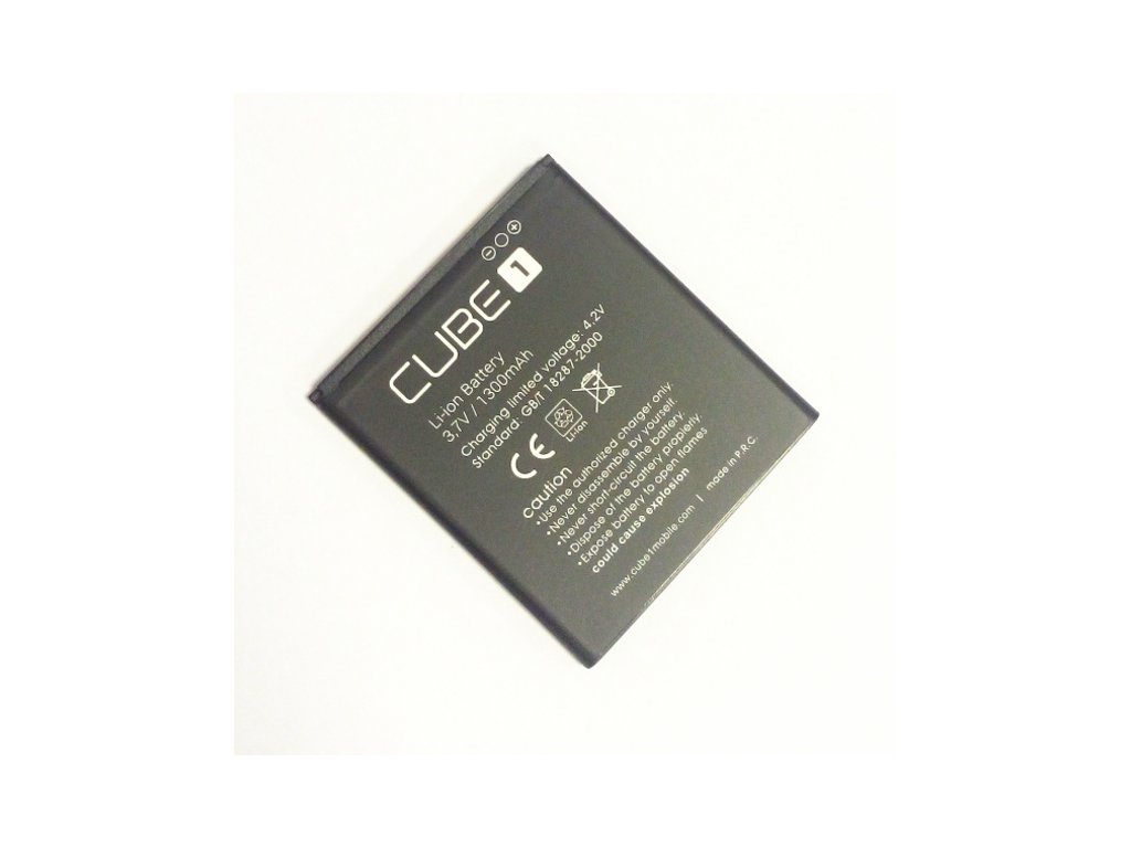 Cube1 G44 baterie