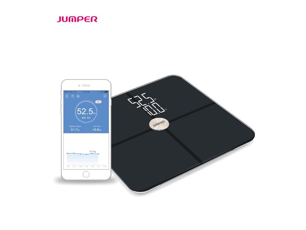 Jumper Medical JPD-BFS710 - osobní váha