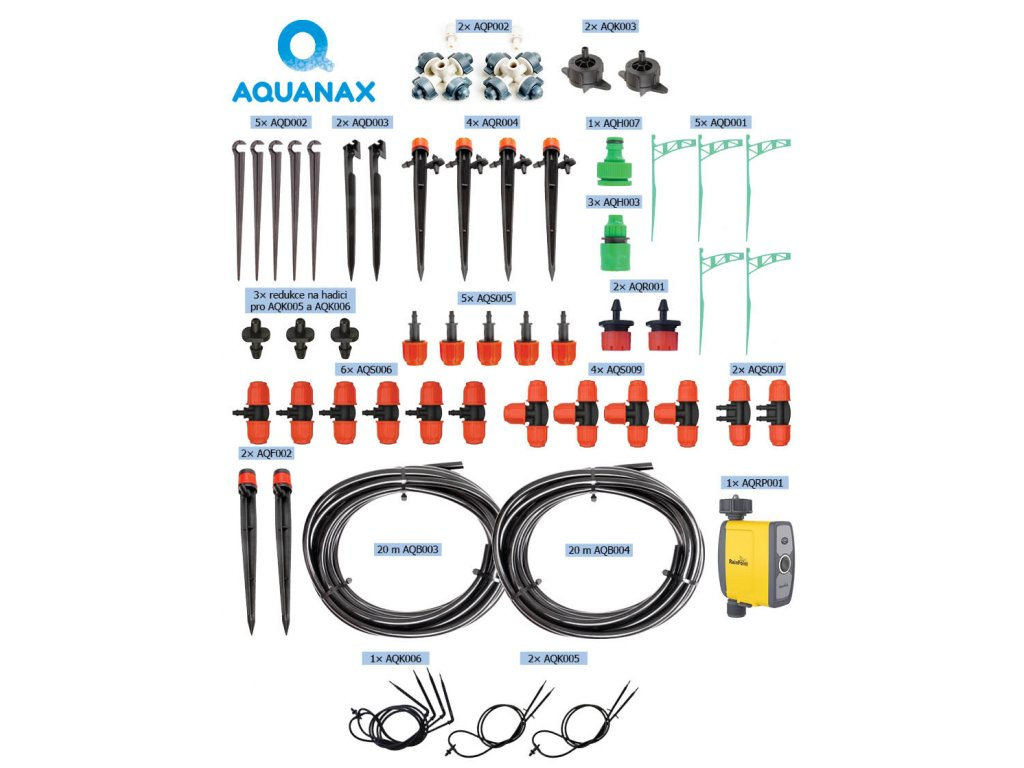 Aquanax AQQ012 Smart