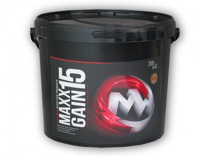Maxxwin Maxx Gain 15 10kg  + šťavnatá tyčinka ZDARMA