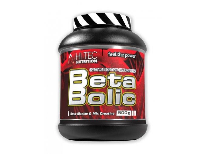 Hi Tec Nutrition Beta Bolic 500g  + šťavnatá tyčinka ZDARMA