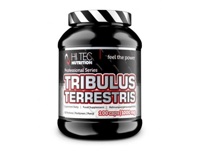 Hi Tec Nutrition Tribulus Terrestris 1000mg 100 kapslí  + šťavnatá tyčinka ZDARMA