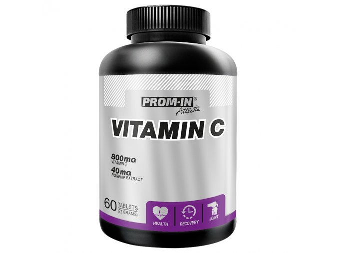 PROM-IN Vitamin C 800mg + Rose Hip 60 tablet