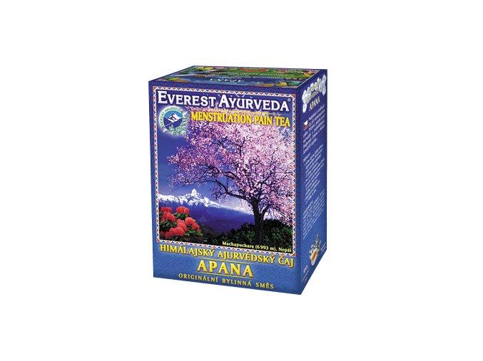 Zdravý den Apana čaj
