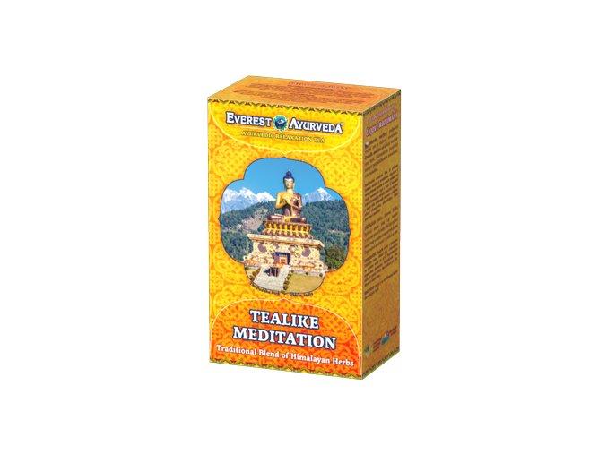 Zdravý den Bodhi čajové rozjímání
