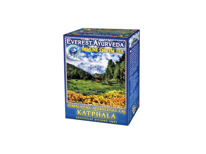 Zdravý den Katphala čaj