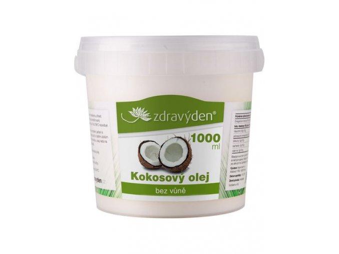 Zdravý den Kokosový olej 1000ml