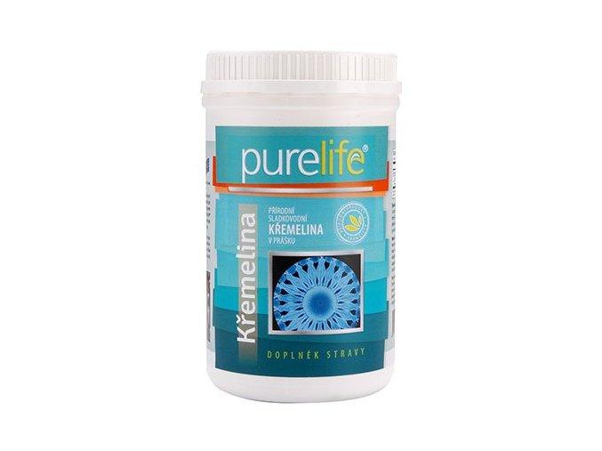 Zdravý den Křemelina PureLife® 270g  + šťavnatá tyčinka ZDARMA