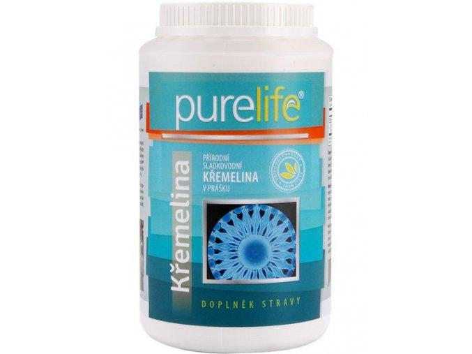 Zdravý den Křemelina PureLife® 540g  + šťavnatá tyčinka ZDARMA