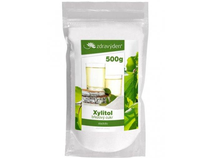 Zdravý den Xylitol 500g