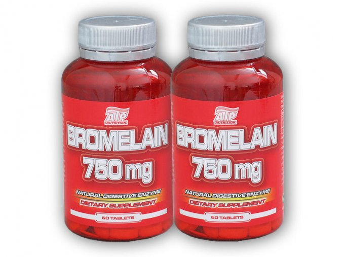 ATP Nutrition 2x Bromelain 750mg 60 tablet