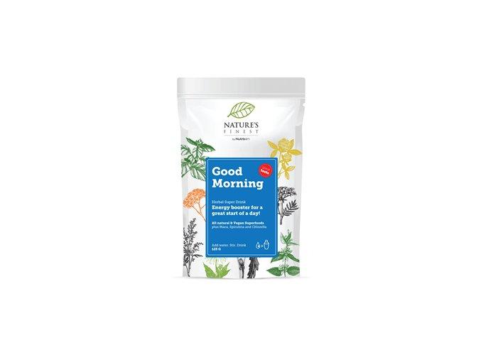 Nutrisslim Good Morning Supermix 125g (Ranní směs)  + šťavnatá tyčinka ZDARMA