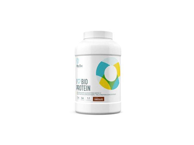 MyoTec I Love BIO Protein 1,4kg čokoláda  + šťavnatá tyčinka ZDARMA