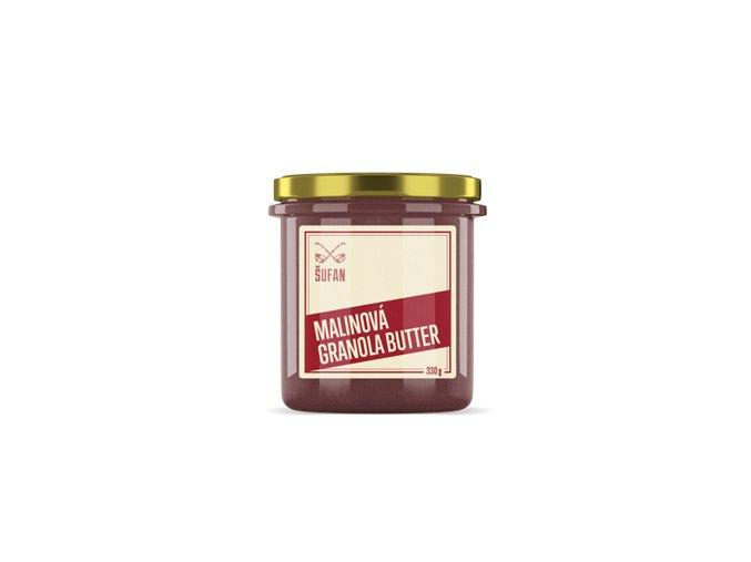 Šufan Granola Butter malinová 330g