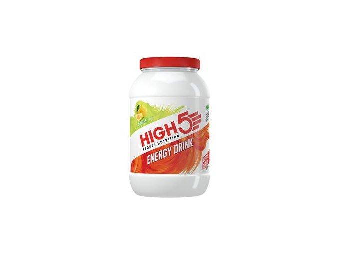 High5 Energy Drink 2,2kg  + šťavnatá tyčinka ZDARMA