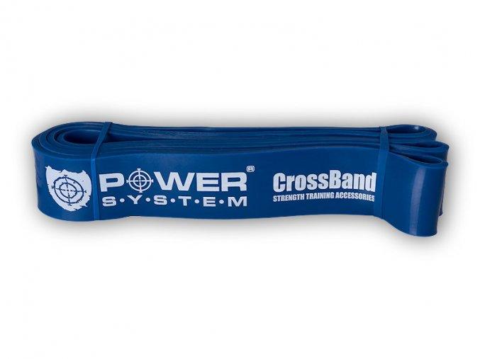 Ariana Posilovací guma CROSS BAND 4 blue  + šťavnatá tyčinka ZDARMA