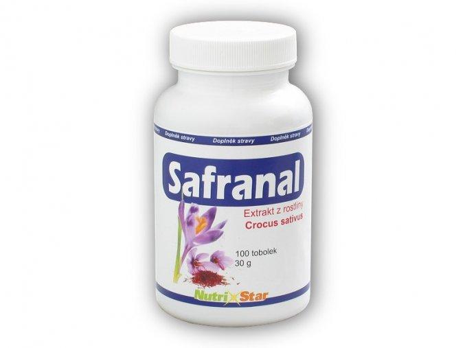 Nutristar Safranal 100 kapslí