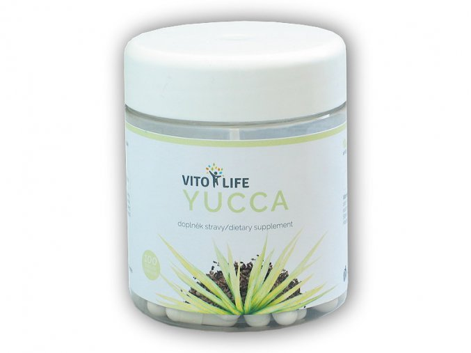 Vito Life Yucca 100 kapslí