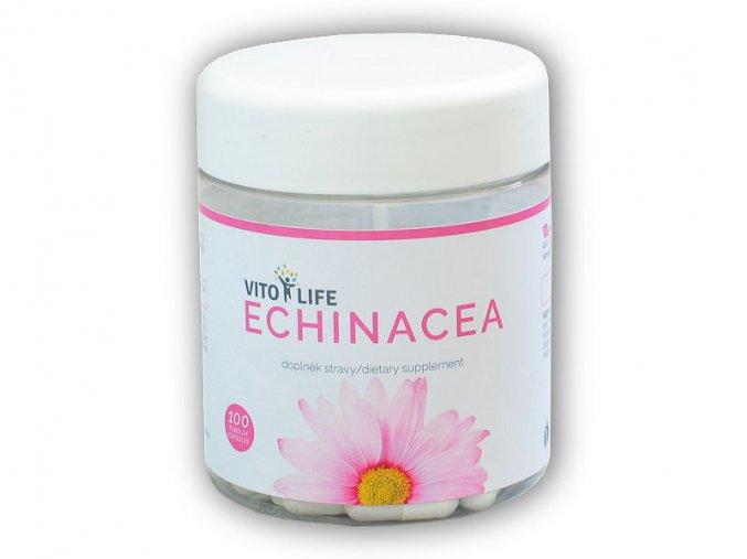 Vito Life Echinacea 100 kapslí