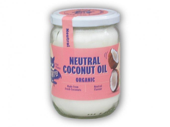 HealthyCo Bio Kokosový olej neutrální 500ml