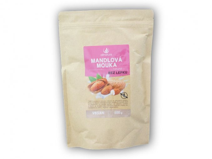 Allnature Mandlová mouka natural 500g