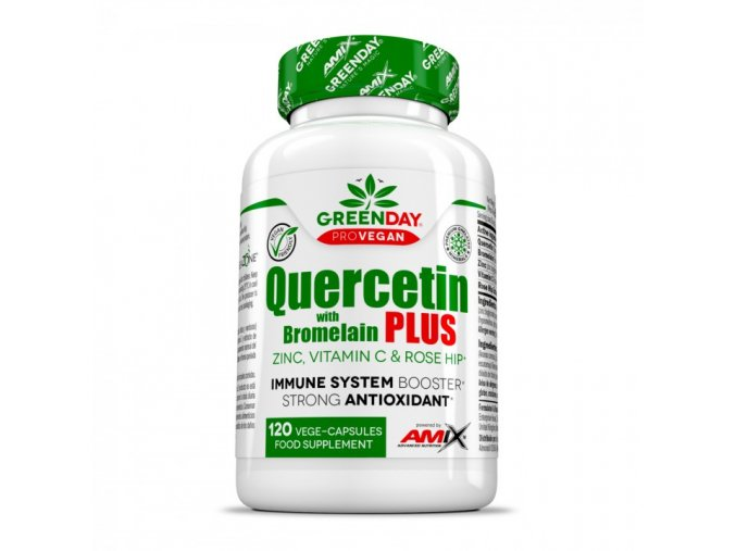 gd quercetin with bromelain plus 120cps 2459 l