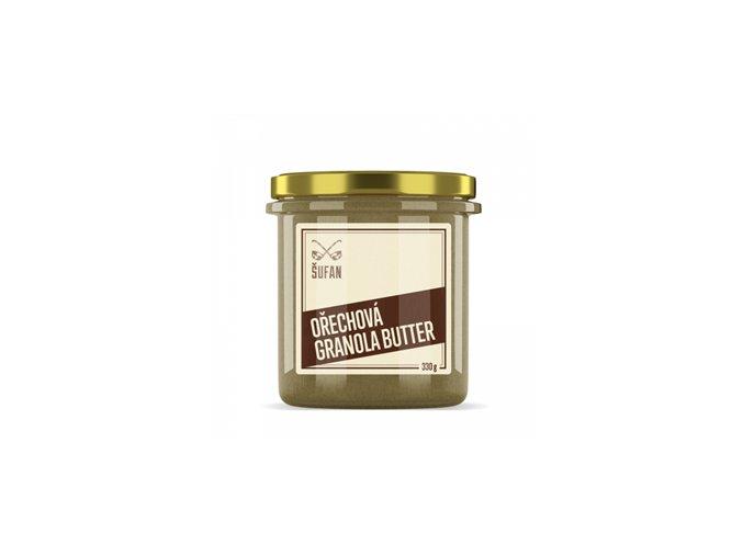 Šufan Granola Butter ořechová 330g