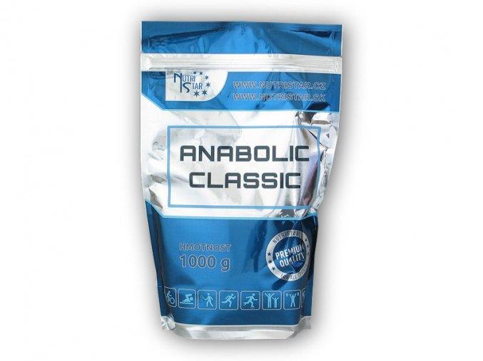 Nutristar Anabolic sáček 1000g