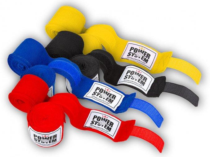 Ariana PowerSystem boxerské bandáže BOXING WRAPS 4M