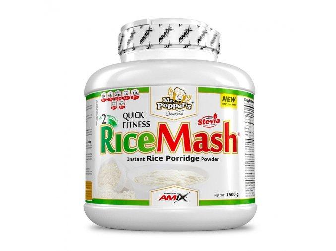 Amix Mr.Popper´s Rice Mash 600g  + šťavnatá tyčinka ZDARMA