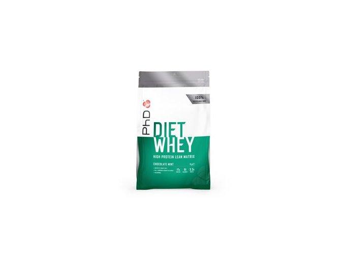 Diet Whey 1kg  + šťavnatá tyčinka ZDARMA