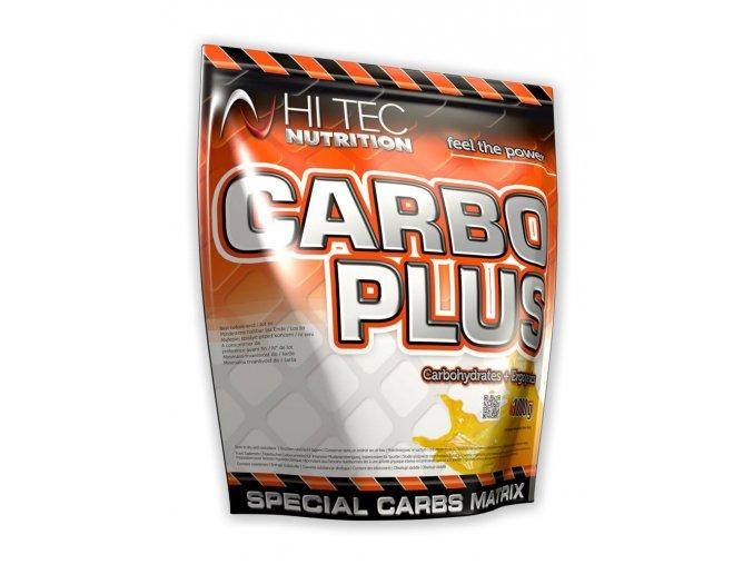 Hi Tec Nutrition Carbo Plus 3000g  + šťavnatá tyčinka ZDARMA