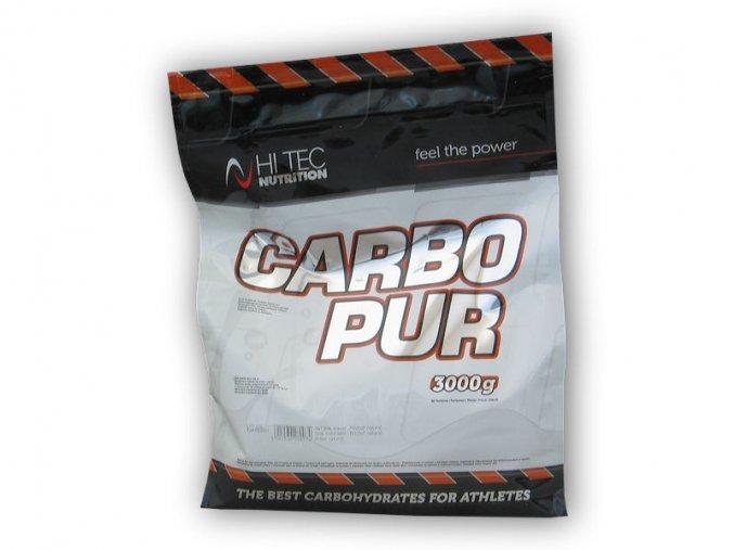 Hi Tec Nutrition Carbo Pur 3000g  + šťavnatá tyčinka ZDARMA