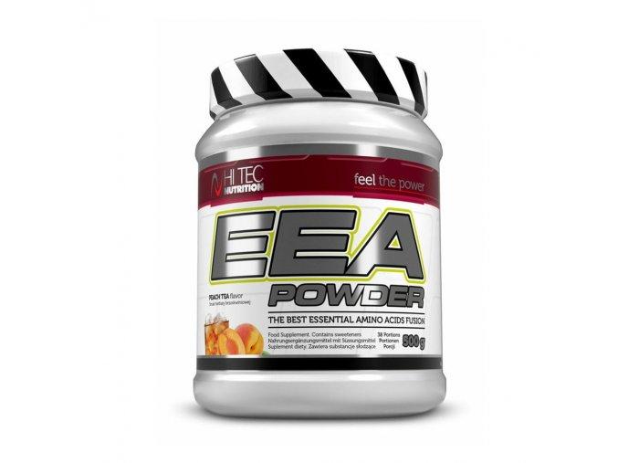 Hi Tec Nutrition EAA powder essential amino 500g  + šťavnatá tyčinka ZDARMA
