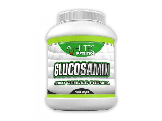 Hi Tec Nutrition Glucosamin 100 kapslí 1000mg