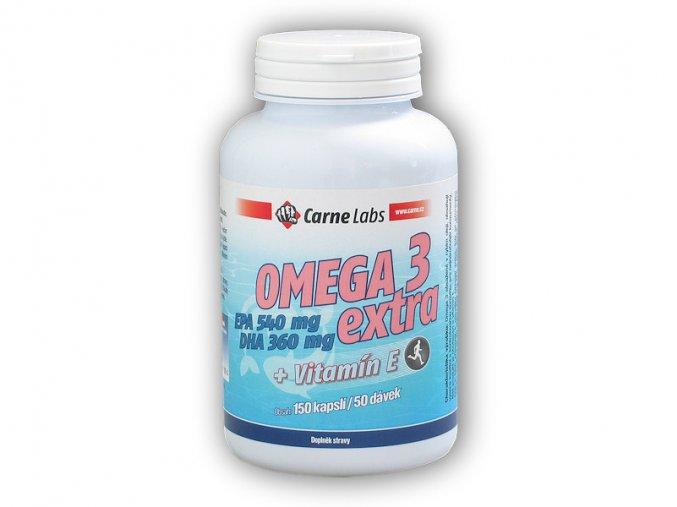 Carne Labs Omega 3 EPA/DHA 150 kapslí