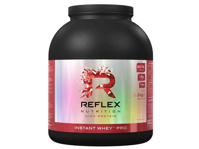 PROTEIN Reflex Nutrition Instant Whey PRO 900g  + šťavnatá tyčinka ZDARMA