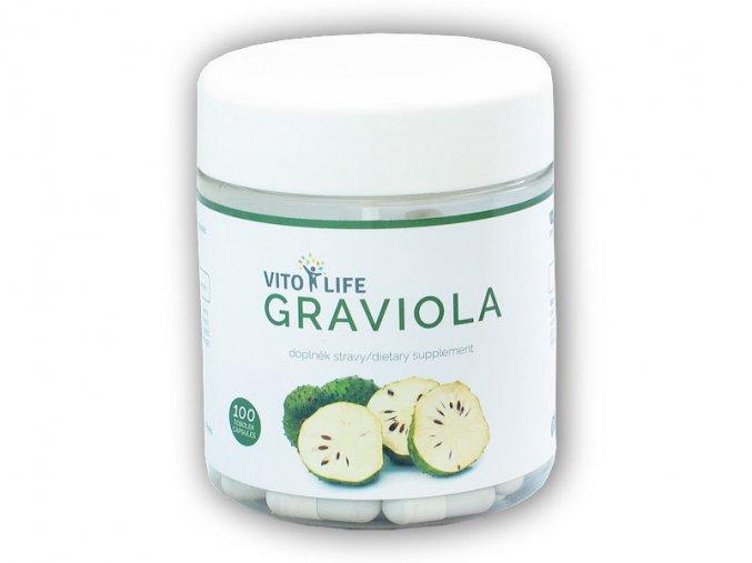 Vito Life Graviola 100 kapslí