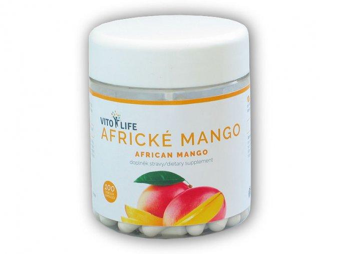 Vito Life Africké mango 100 tablet