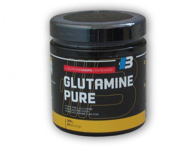 Body Nutrition L-Glutamine Pure 300g powder  + šťavnatá tyčinka ZDARMA
