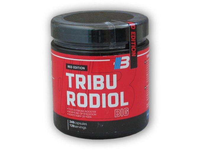 Body Nutrition TRIBURODIOL 240 kapslí  + šťavnatá tyčinka ZDARMA