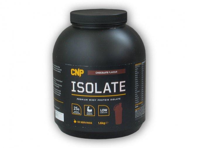 PROTEIN CNP Premium Isolate 1600g  + šťavnatá tyčinka ZDARMA