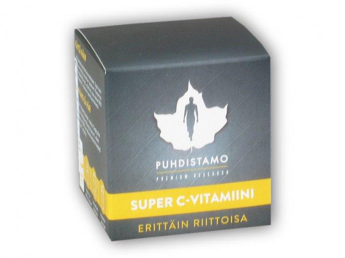 Puhdistamo Super Vitamin C (Amla Extract) 50g  + šťavnatá tyčinka ZDARMA