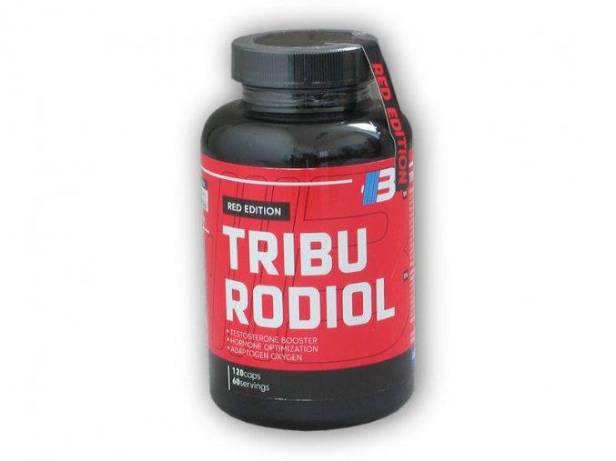 Body Nutrition TRIBURODIOL 120 kapslí  + šťavnatá tyčinka ZDARMA