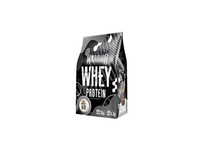WARRIOR Whey Protein 1kg  + šťavnatá tyčinka ZDARMA